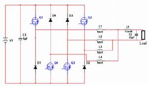 Inverter Circuit Diagram Without Fly