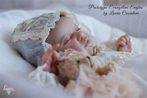 Mohair la tienda del bebe reborn. Evangeline by Laura Lee Eagles