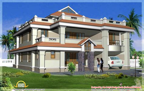 7 Beautiful Kerala Style House Elevations
