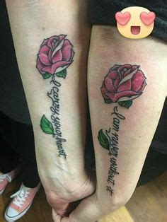mother sondaughter tattoos images tattoo