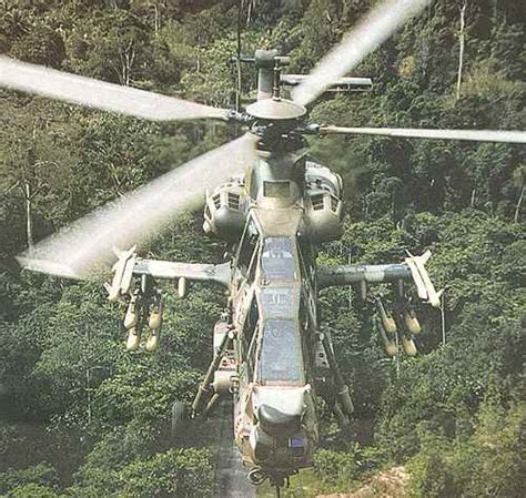 Rooivalk Attack Helicopter, South Africa