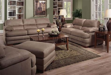Contemporary Microfiber Sofa by Microfiber Contemporary Set Of Sofa And Loveseat