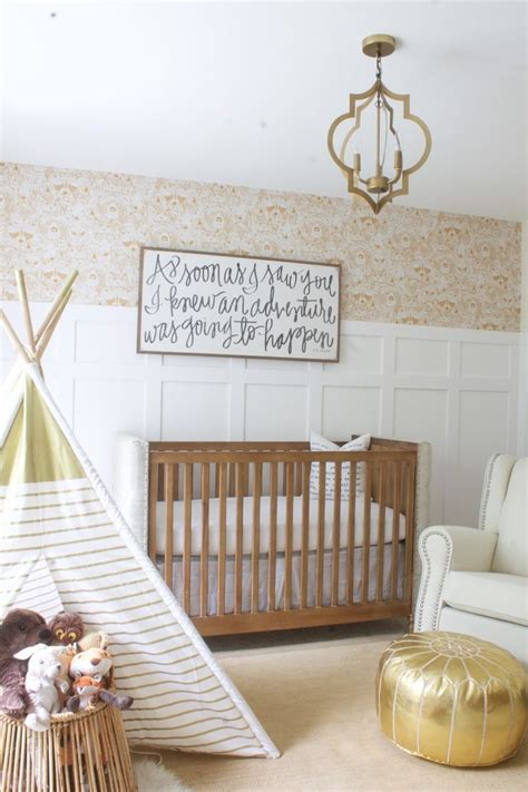 ideas  gender neutral nurseries  pinterest