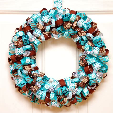 how to do wreaths how to make a ribbon wreath a k a s birthday gift kthompson studios photo