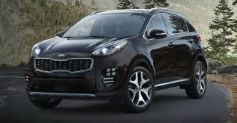 kia sportage black 2017 kia sportage color options