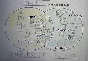 Venn Diagram  Long Ago And Today