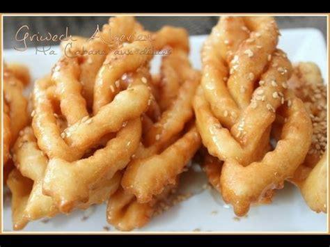 samira cuisine tv griweche griwech gateau au miel pour le ramadan