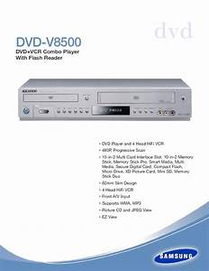 Dvd Vcr Combo