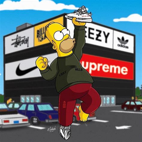 Everybody can download them free. Simpsons Supreme Wallpapers - Wallpaper Cave