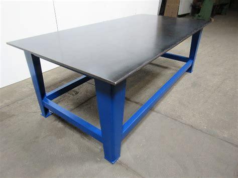 xt heavy duty steel welding layout assembly