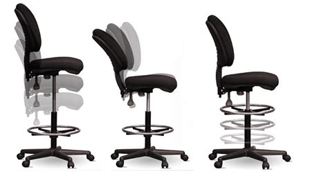 Ergonomic Drafting Chairs Melbourne by Drafting Chair Ergonomic Teller Office Counter Chairs