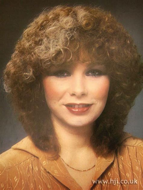 70s 80s Hairstyles by 1970s Hairstyles 1979 Tight Perm Hairstyle Baby Shower