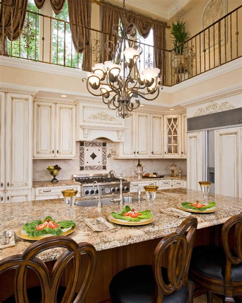 17 attractive traditional kitchen lighting ideas to