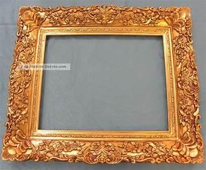 Bilderrahmen 50 X 40 : barock bilderrahmen 40 x 50 cm falzma rahmen gold neuware rf121 ~ Yasmunasinghe.com Haus und Dekorationen