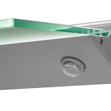 Glasregal Mit Led by Florence Ip44 Led Glass Shelf Light