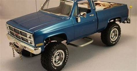 Chevy Trucks Models by Chevy Truck Car Truck Scale Models Chevy