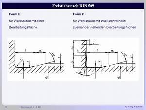 Gewindefreistich Din 76 Berechnen : konstruktionslehre i technische darstellung cad ppt video online herunterladen ~ Themetempest.com Abrechnung