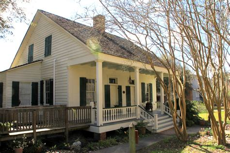historic acadian houses  southwest louisiana