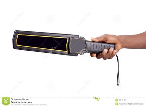 Body Scanner Metal Detector Stock Photo Image 56121487