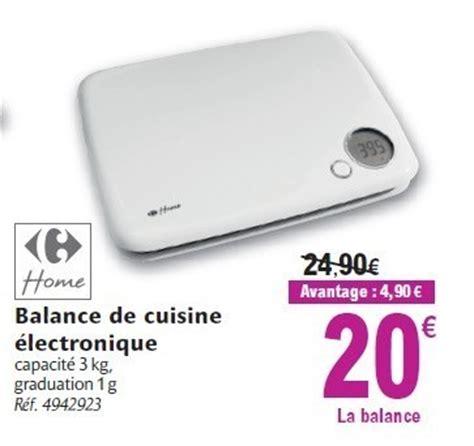 balance de cuisine carrefour carrefour promotion balance de cuisine électronique