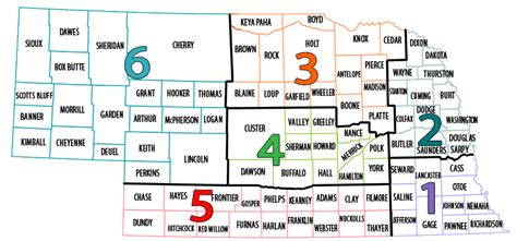 krvngraphicsdistricts map nebraska small