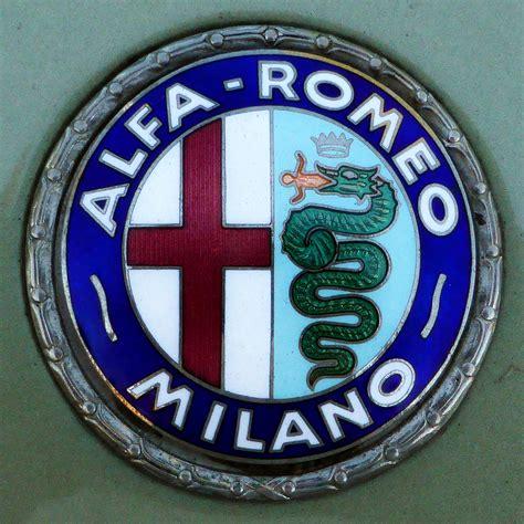 Alfa Romeo Badge by Design The Curious Histories Of Legendary Car Logos