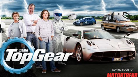 Top Gear Motorcars by Motortrend Strikes Deal To Produce New Top Gear America
