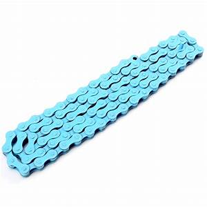 Fahrradkette Berechnen : bunte fahrradkette bmx kette singlespeed dirtbike farbig blau ebay ~ Themetempest.com Abrechnung