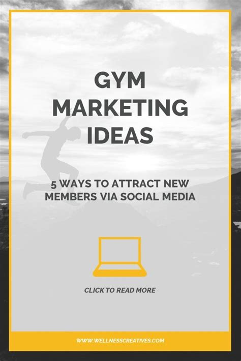 Gym Marketing Ideas Social Media Pinterest New   Fitness ...