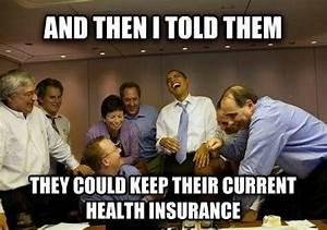Mocking Obama Obama Health Insurance Quotes