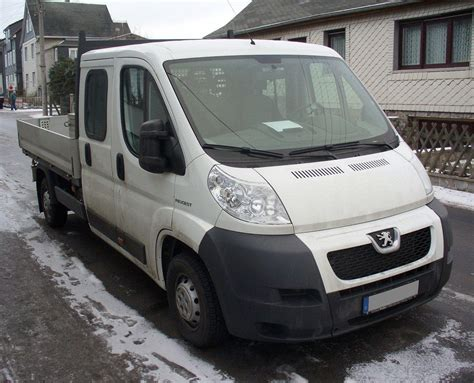 peugeot boxer cer 2002 peugeot boxer pictures information and specs auto database