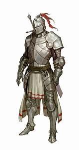 Fighter Knight Cavalier Armor Pathfinder PFRPG DND DD