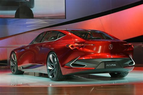 Acura To Show Near-production Flagship Sedan At Pebble
