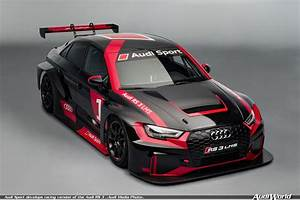 Audi Rs 3 : audi sport develops racing version of the audi rs 3 audiworld ~ Medecine-chirurgie-esthetiques.com Avis de Voitures