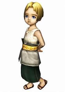 Colin from The Legend of Zelda: Twilight Princess