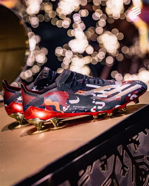 Adidas X '2021 Chinese New Year' Boots + Kit Released ...