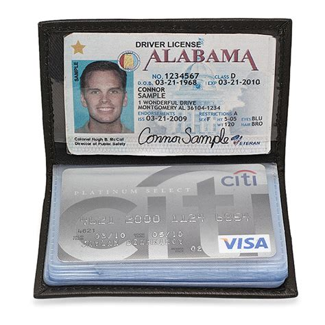 Credit card numbers don't only identify your account. Ultra Slim Credit Card Case & ID Holder - Executive Gift Shoppe