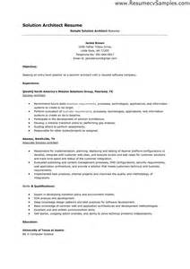 technical pre sales resume pre sales solution architect resume sales architect lewesmr