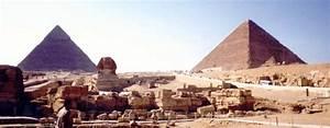 U00abpyramides Et Sphinx U00bb  Le Site De Gizeh En  U00c9gypte