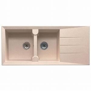 Evier Cuisine Granit : evier cuisine granit beige avec des id es ~ Premium-room.com Idées de Décoration