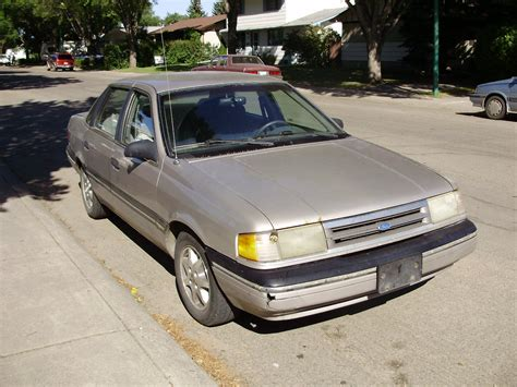 1990 FORD TEMPO - Image #10