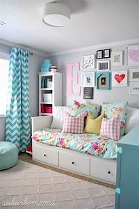 best 25 girls bedroom ideas on pinterest girl room With best brand of paint for kitchen cabinets with wall art girls room