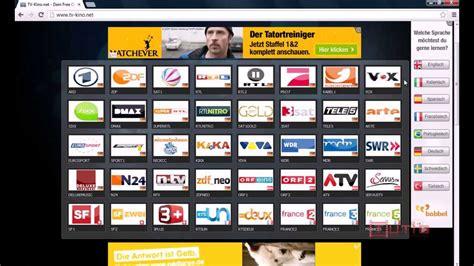 tutio kostenlos  tv schauen prosieben sat rtl