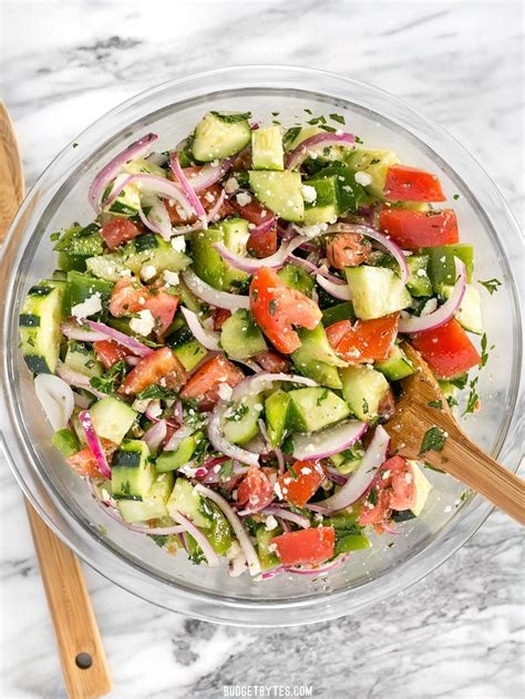 fresh salads fresh vegetable salad