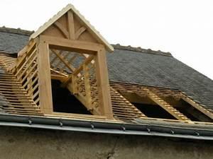 Lucarne De Toit : lucarne de toit lucarne de toit vial menuiserie cuisine ~ Melissatoandfro.com Idées de Décoration