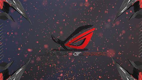 Asus Rog, Asus, Republic Of Gaming, Republic Of Gamers