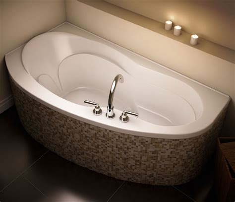 White Kitchen Faucets Pull Out Neptune Milos Tub Whirlpool Air Or Soaking Tubs
