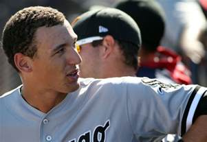 Spt Stands For by White Sox Prospect Trayce Thompson Inspired By Brother And