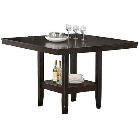 bar height table and chairs walmart hillsdale furniture tabacon counter height table