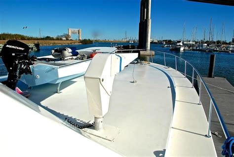 Used Boat Motors For Sale Houston Tx by 2001 Used Infinity Cockpit Motor Yacht Sports Fishing Boat